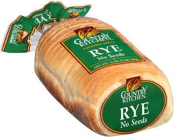 Country Kitchen® Rye No Seeds Bread 16 oz. Bag
