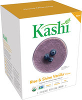 Kashi™ Rise & Shine Vanilla™ Flavor Organic Breakfast Super Blend Smoothie Mix 10-1.41 oz. Packets
