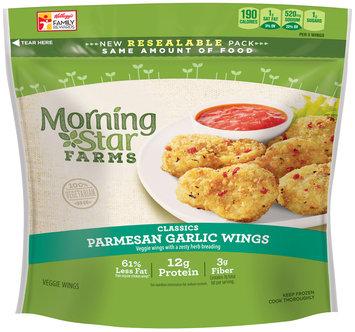 MorningStar Farms® Classics Parmesan Garlic Wings
