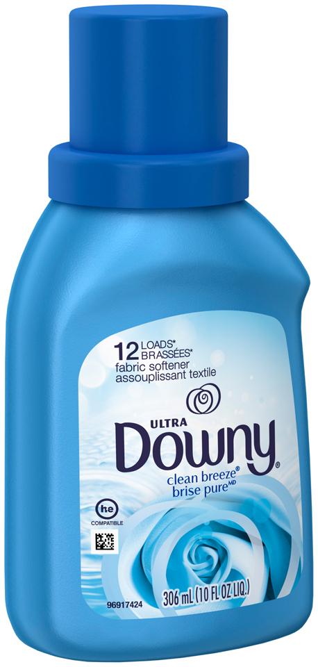 Ultra Downy® Clean Breeze™ Liquid Fabric Softener 10 Fl oz.