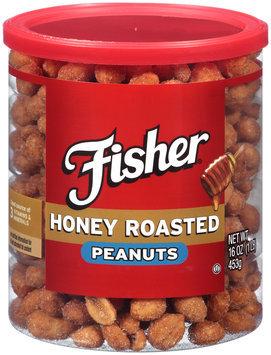 Fisher® Honey Roasted Peanuts