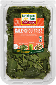 Earthbound Farm® Organic Kale Deep Green Blends 1 lb. Plastic Container