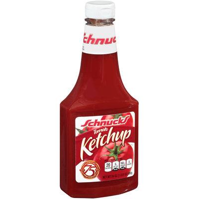 Schnucks® Tomato Ketchup 24 oz. Squeeze Bottle