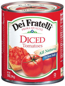 Dei Fratelli® Diced Tomatoes 28 oz Can