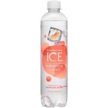 Sparkling Ice® Essence of Peach Sparkling Water 17 fl. oz. Plastic Bottle