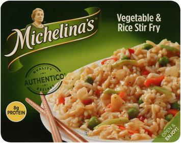Michelina's® Authentico® Vegetable & Rice Stir Fry 8 oz. Tray