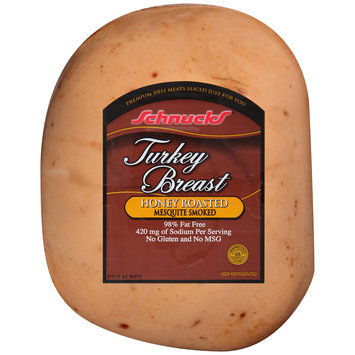 Schnucks® Honey Roasted Mesquite Smoked Turkey Breast