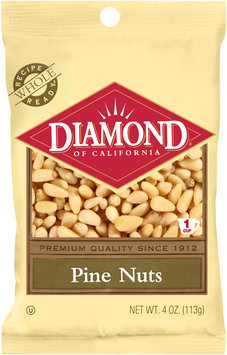 Diamond of California® Whole Pine Nuts 4 oz. Bag
