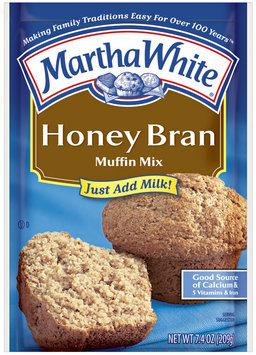 Martha White Honey Bran Muffin Mix 7.4 oz. Packet