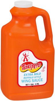 Texas Pete® Extra Mild Buffalo Style Wing Sauce 128 oz. Jug