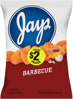 Jays® Barbecue Flavored Potato Chips 5.5 oz. Bag