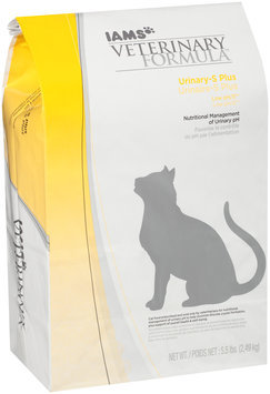 Iams™ Veterinary Formula Urinary-S Plus Low pH/S™ Cat Food