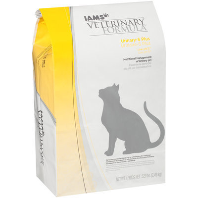 Iams™ Veterinary Formula Urinary-S Plus Low pH/S™ Cat Food