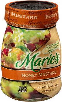 Marie's® Honey Mustard Dressing 12 fl. oz. Jar