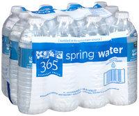 Spring Water 365™