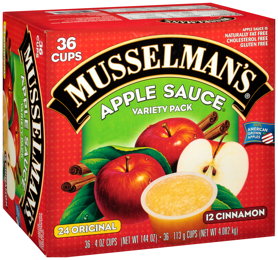 Musselman's® Apple Sauce