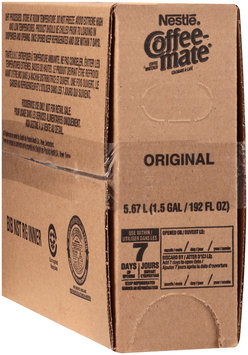 Nestlé Coffee-Mate Original Coffee Whitener 192 fl. oz. Box
