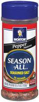 Morton Season All W/Pepper Season-All 5.75 Oz Plastic Jar