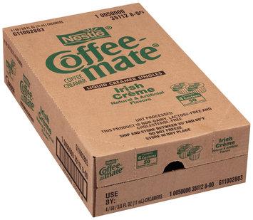 Nestlé Coffee-Mate Irish Creme Coffee Creamer 50-0.375 fl. oz. Tubs
