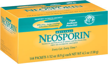 Original Neosporin® First Aid Antibiotic Ointment 4.5 oz. Box