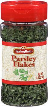 Springfield® Parsley Flakes 0.5 oz.