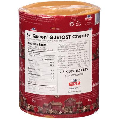 Ski Queen® Gjetost Cheese Wheel
