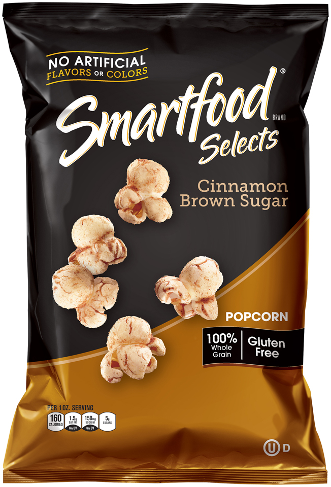 Smartfood® Selects Cinnamon Brown Sugar Popcorn