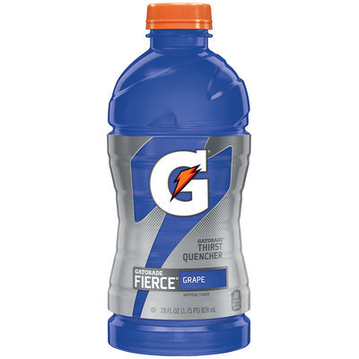 Gatorade® G® Series Perform Fierce® Grape Sports Drink 28 fl. oz. Bottle