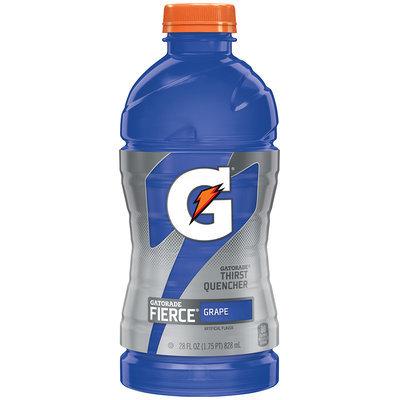 Gatorade® G® Series Perform Fierce® Grape Sports Drink 28 fl. oz. Bottle