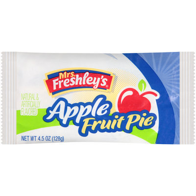 Mrs. Freshley's® Apple Fruit Pie 4.5 oz. Wrapper