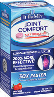 InflaMin™ Joint Comfort Fast Dissolves Dietary Supplement 30 ct Tablets