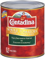 Contadina Peeled In Tomato Juice Club Pack Tomatoes Whole 102 oz. Can