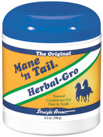 Mane 'n Tail  Herbal-Gro 5.5 Oz Plastic Jar