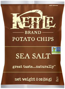 Kettle Brand® Sea Salt Potato Chips 2 oz. Bag