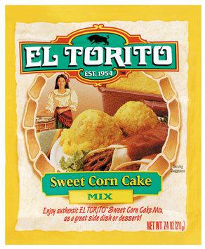 El Torito® Sweet Corn Cake Mix 7.4 oz. Packet