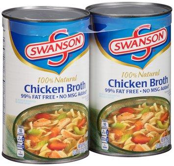 Swanson® Chicken Broth