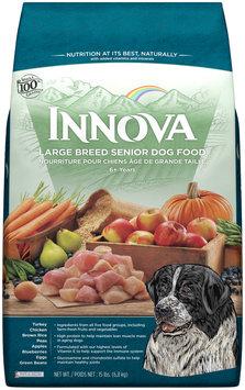innova large breed senior dog food
