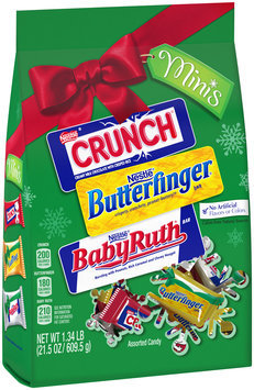 Nestlé Assorted Holiday Chocolate Minis 21.5 oz Bag
