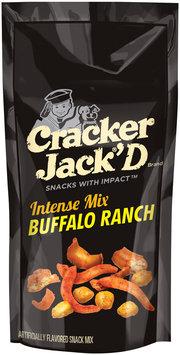 Cracker Jack®'D Buffalo Ranch Intense Mix 3.5 oz. Bag