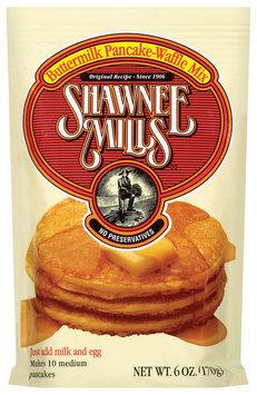 Shawnee Mills Buttermilk Pancake-Waffle Mix 6 Oz Packet