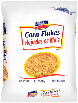 Special Value® Corn Flakes Cereal 28 oz. Bag