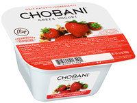 Chobani® Flip Strawberry Sunrise Non-Fat Greek Yogurt 5.3 oz. Cup