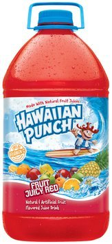 Hawaiian Punch Fruit Juicy Red Fruit Punch
