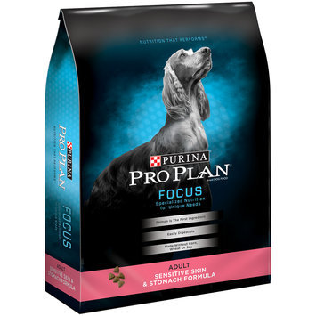 Purina Pro Plan Focus Adult Sensitive Skin & Stomach Formula Dog Food 33 lb. Bag
