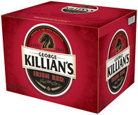 George Killian's Irish Red 12 Oz Premium Lager 20 Pk Glass Bottles