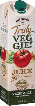 Dei Fratelli® Truly Veggie!® Juice 33.8 fl. oz. Carton