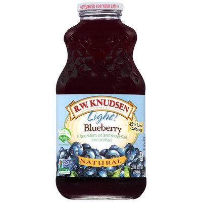 R.W. Knudsen® Light! Natural Blueberry Beverage Blend 32 fl. oz. Bottle