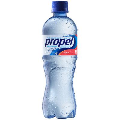Propel® Peach Water Beverage with Vitamins 16.9 fl. oz. Bottle