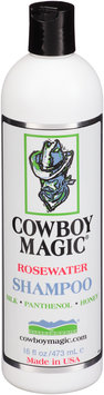 Cowboy Magic® Rosewater Shampoo 16 fl. oz. Squeeze Bottle
