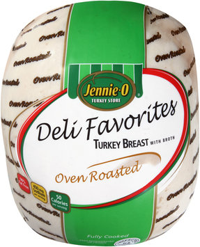 Jennie-O® Turkey Store Deli Favorites Oven Roasted Turkey Breast with Broth